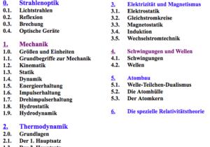 Arne-Poenitz-Physikaufgaben